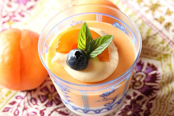 Apricot Mousse: アプリコットムース