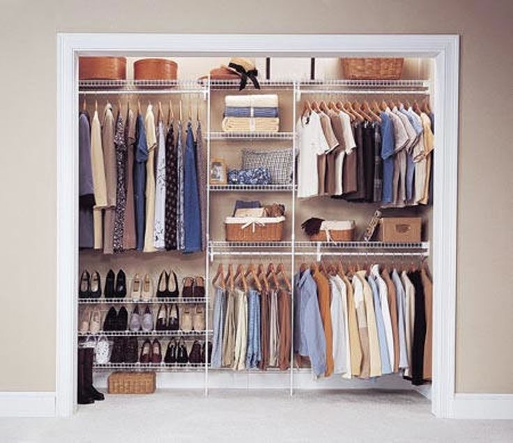 1000 Ideas About Best Closet Systems On Pinterest