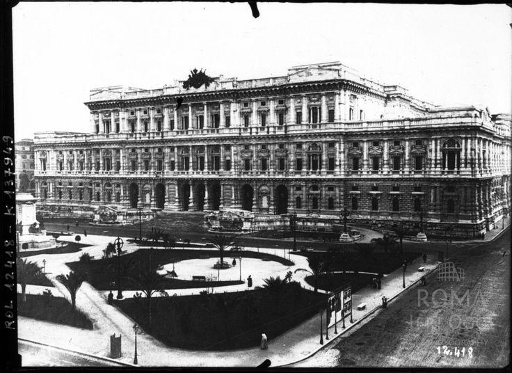 Palazzo di Giustizia (1911)