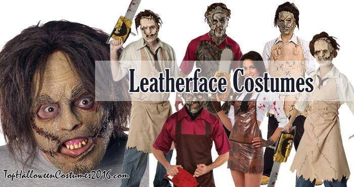Leatherface Costume: Leatherface Halloween Costumes