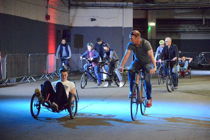 Gallery | Spin London 2015 #selva #wood #bicycle #oxfordstreet #woodbicycle