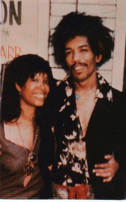 Fayne with Jimi