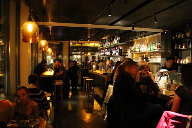Obika restaurant, Soho. Read the BooBoots review here: http://booboots.com/obika-restaurant-soho/