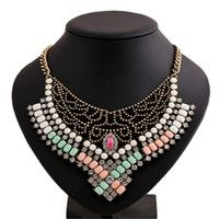 Cheap Wholesale Statement Necklaces - Buy Cheap Statement Necklaces from Best Statement Necklaces Wholesalers | DHgate.com - Page 2