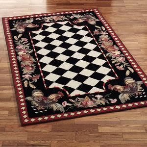 Lovely Rooster Rug French Country Decor Ideas Pinterest