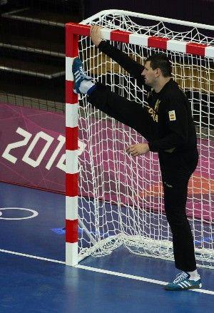 Arpad Sterbik @ 2012 London Olympics (Handball)
