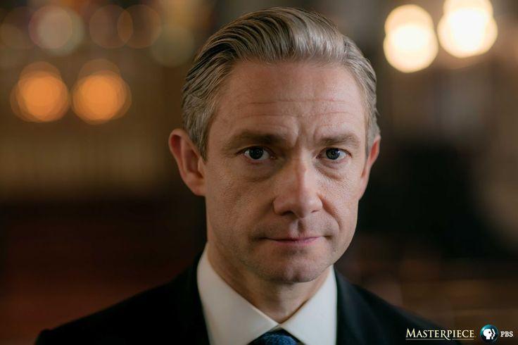 SHERLOCK (BBC) ~ S4 photo: John Watson (Martin Freeman)