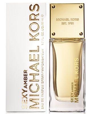 Michael Kors Sexy Amber Eau de Parfum Spray, 1.7 oz - A Macy's Exclusive - SHOP ALL BRANDS - Beauty - Macy's