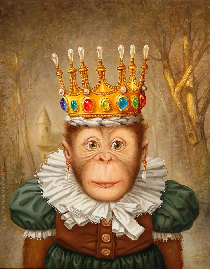 Прикольные картинки королей