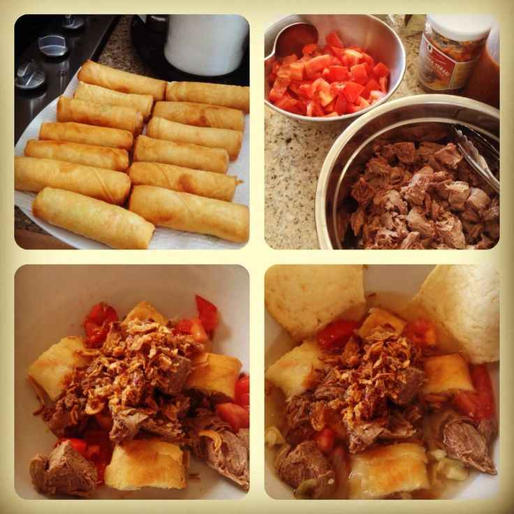 Indonesian soto mie yumm