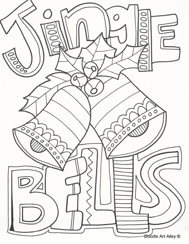 December Coloring Pages Doodle Art Alley Free Christmas Coloring Pages Printable Christmas Coloring Pages Christmas Coloring Sheets