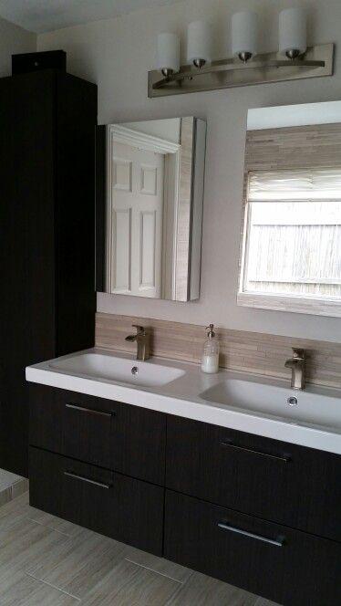 My bathroom remodel modern and practical pfister venturi for Bathroom vanities massachusetts