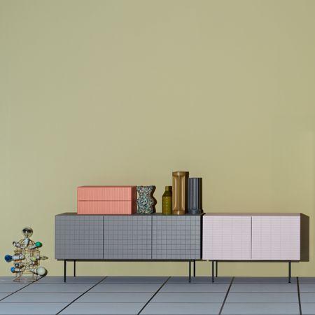 Toshi by Luca Nichetto for Casamania - smoorh! Dressoir kastje huiskamer