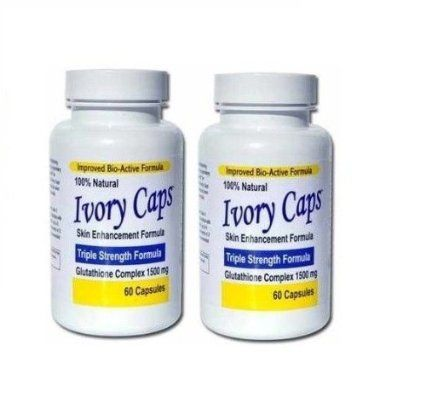 Amazon.com: Ivory Caps Skin Lightening Whitening Support Pill (Pack of 2): Beauty