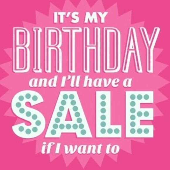 BIRTHDAY BOGO SALE Buy one item at regular price get a second item of equal or lesser value 50% off. My birthday is March 29. SALE will last until then Michael Kors Bags