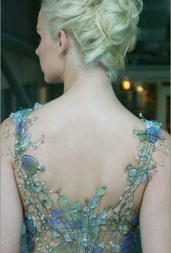 beautiful!Ideas, Fashion, Secret Gardens, The Artists, Gowns, Mermaid Dresses, Seaglass, Sea Glasses, Glasses Dresses