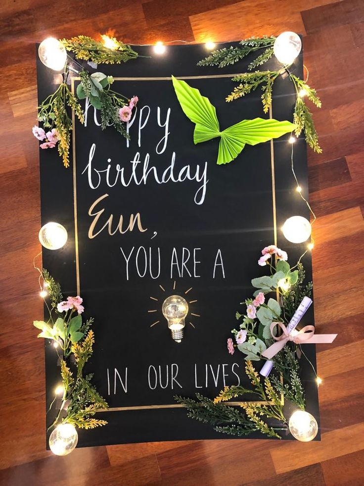 Aesthetic Birthday Cards Ideas - 2021