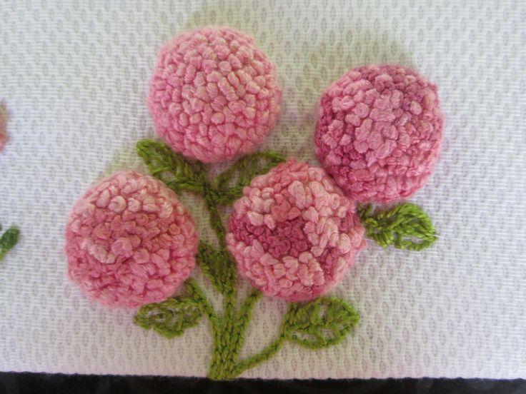 Hortencia Rosa hydrangea Pink
