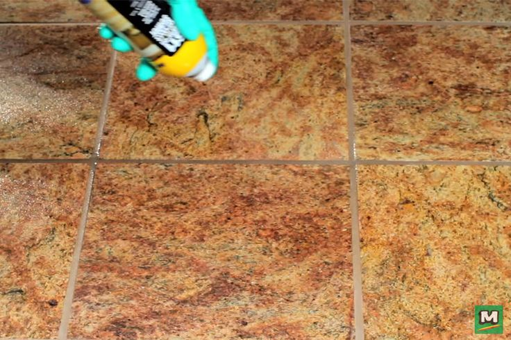 With 511 Spray-On Grout Sealer, you can keep your grout looking like new. This unique formulation was specially designed to keep all kinds of grout (old or new) sparkling clean. By penetrating the surface and forming an invisible barrier, this amazing spray-on sealer will prevent your grout from graying.
