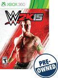 WWE 2K15 - PRE-Owned - Xbox 360, Multi