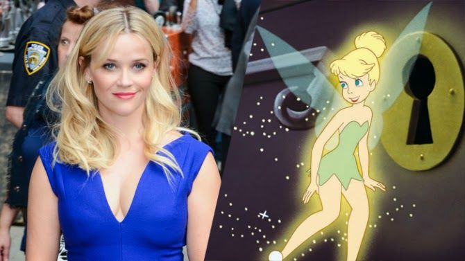 Live Action Tinker Bell Movie with Reese Witherspoon - Beyond The Trailer | Jerry's Hollywoodland Amusement And Trailer Park