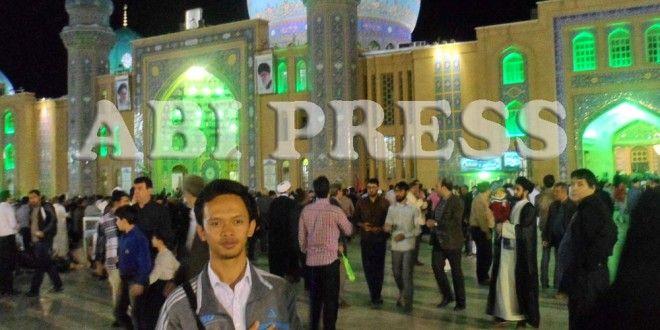 Pesona dan Aura Spiritual Masjid Jamkaran  ~ http://bit.ly/1SLoEfI   ~ telegram.me/infoahlulbait