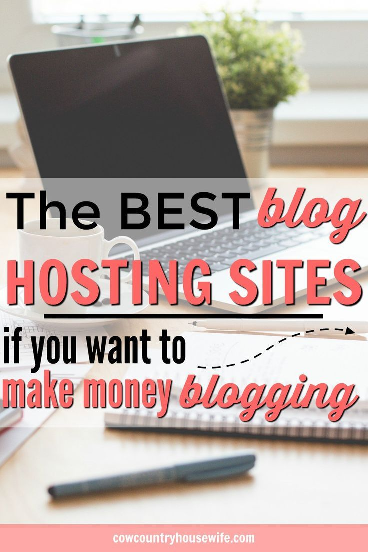 What are the best blog hosting sites for making money blogging? One full-time blogger's unbiased opinion and review that will help you decide where to host your blog if you ever want to start blogging. I love her tips and tools! This really helps choose hosting for my blog. Not all blog hosts are made equal! The best blog hosts for making money for beginners. How to start blogging for beginners. How to start a blog for beginners. Start a profitable blog the right way.