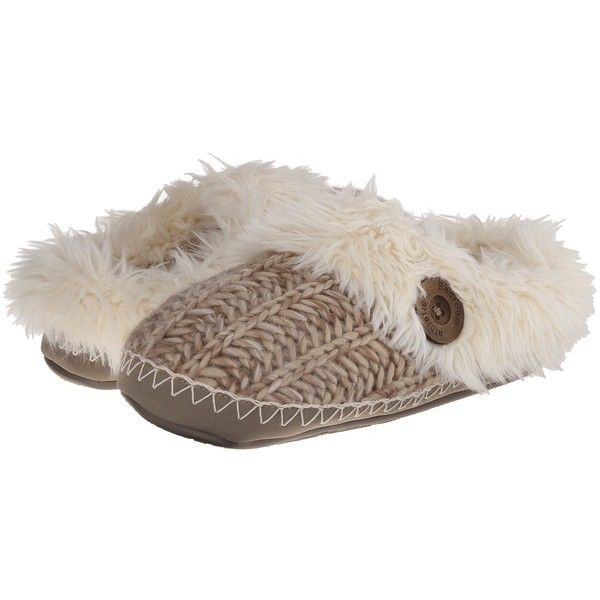 Bedroom Athletics Lily Women's Slippers ($45) ❤ liked on Polyvore featuring  shoes and slippers