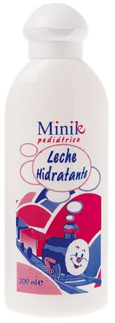 Leche hidratante corporal extra-suave con extracto de quinúa que protege, suaviza e hidrata la delicada piel del bebé