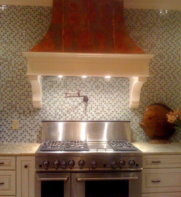 top 25 best copper hood ideas on pinterest copper range hoods stove vent and dream kitchens - Copper Range Hoods