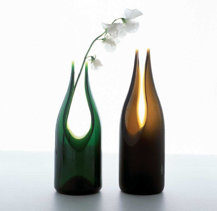 glass bottle craft ideas 17 best ideas about recycled wine bottles on 4564