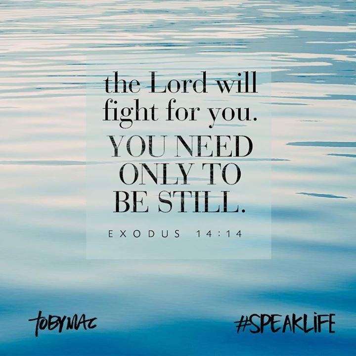 Exode 14:14