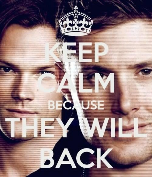 Hells Yeah Winchesters