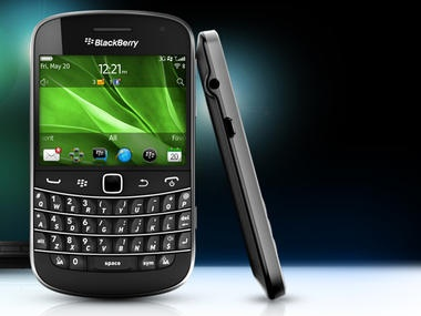 I have a Blackberry Bold 9900 for work.