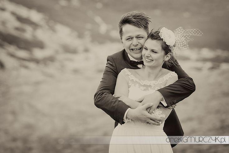 Reportaż ze ślubu, wesela i sesji w Tatrach na 125 zdjęciach
