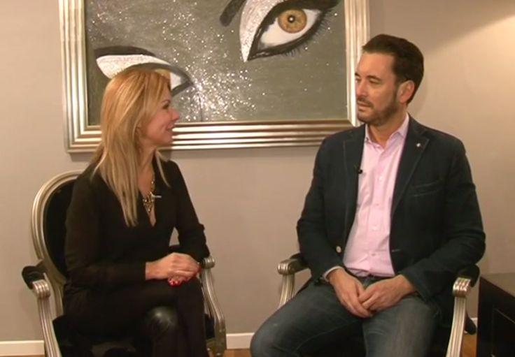 Lisa dalla Noce intervista Ivan Arruda.
