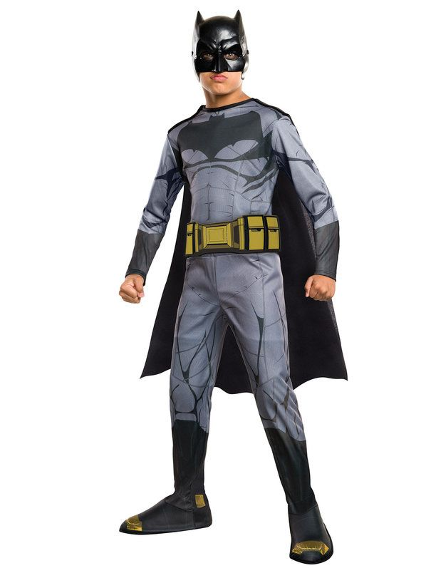Check out Dawn of Justice Batman Boy's Costume - Batman Boys Costumes from Wholesale Halloween Costumes