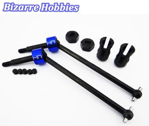 Transmission Clutches and Gears 182200: Hot Racing Traxxas Slash 2Wd Hd Steel Rear Drive Shaft Axles Ste282xd06 -> BUY IT NOW ONLY: $30.88 on eBay!