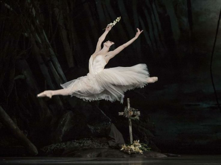 Natalia Osipova is one of the great Giselle interpreters of the age