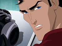 PR: Matt Bomer Discusses Playing Superman in Superman: Unbound - Toon Zone News