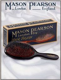 mason pearson hairbrush. Want one for me and will get one for my daughter as special gift.