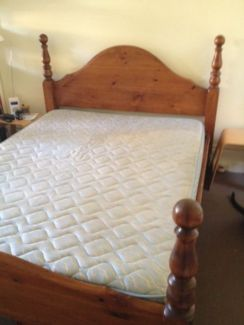 BED HEAD IDEA - Colonial style QUEEN BED + MATTRESS CAN DELIVERY | Beds | Gumtree Australia Whitehorse Area - Mont Albert North | 1040450004
