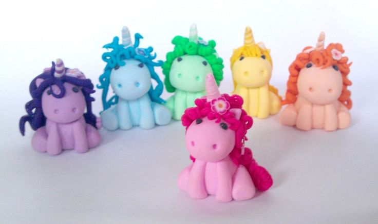 Ketten - Kette Einhorn, Pferd, Fohlen, Ponny - ein Designerstück von Umbrella3207 bei DaWanda