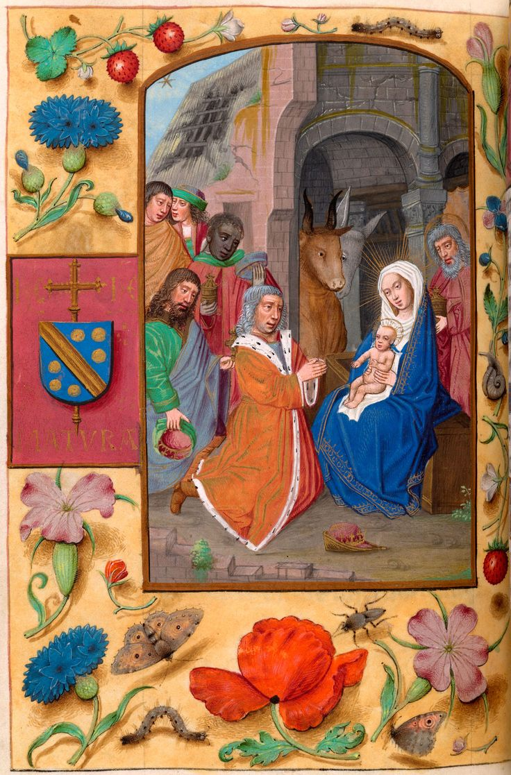 Adoration of the Magi | Book of Hours | Belgium, Bruges | ca. 1500 | The Morgan Library & Museum