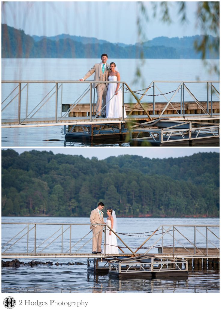 Summer Lake Wedding Portrait At Tellico Yacht Club Near Knoxville Tn By 2