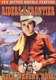 Tex Ritter Double Feature: Roll, Wagons, Roll/Riders of the Frontier [DVD], 11901365
