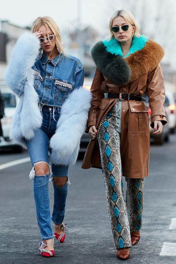 40+ Fall Street Style Outfits to Inspire - It's All About Fashion