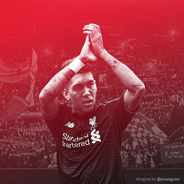 Roberto #Firmino | Design - iPhone Wallpaper on Twitter (Link in bio) by ynwagram