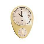 Image of Mid-Century German Retro Kitchen Timer Wall Clock