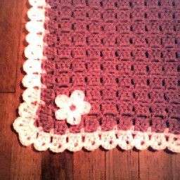 BOX O' FLOWERS FREE Afghan design. Just sweet and unique. Love it, thanks so for kind share xox  ~ free pattern